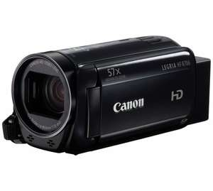 Argos; Canon LEGRIA HFR706 Camcorder + Extra Battery  Was £199.99 Save 20%