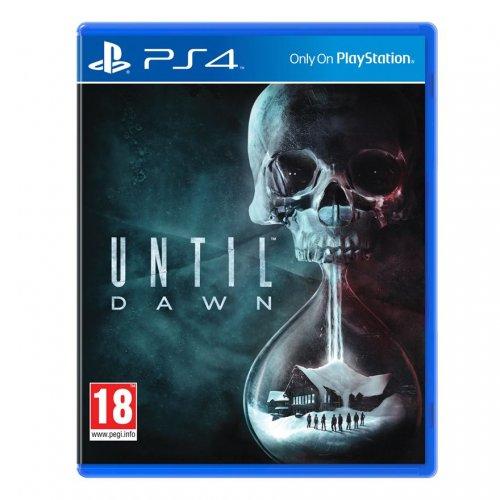 Until Dawn PS4 £5 @ smyths