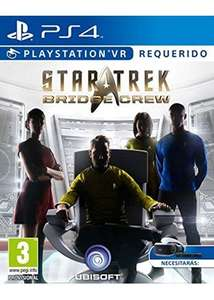 Star Trek Bridge Crew PS4 PSVR £33.85 @ Base.com