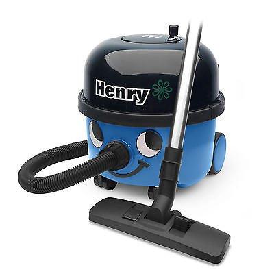 Henry Vacuum Cleaner, 580 Watt, Bagged, Blue/Black Used - Good £83.45 @ amazon warehouse