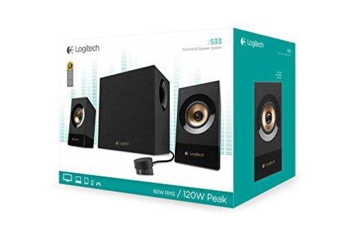 Logitech Z533 2.1 Speaker System £49 @ AO
