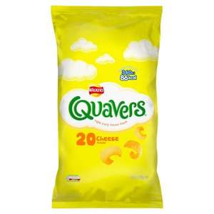 20 Pack Quavers / Wotsits / Walkers £2.00 @ Morrisons