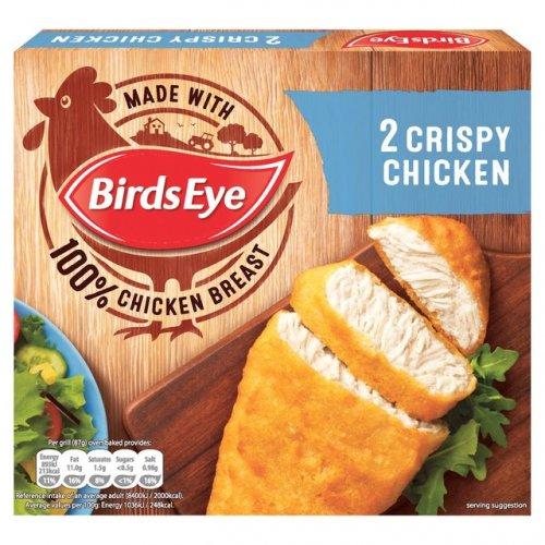 Birds Eye 2 Crispy Chicken 170g 84p @ Iceland