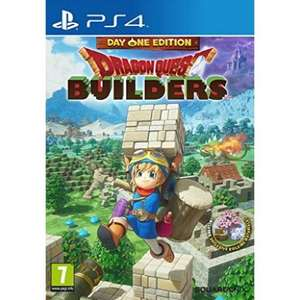 [PS4] Dragon Quest Builders Day One Edition - £18.95 - TheGameCollection