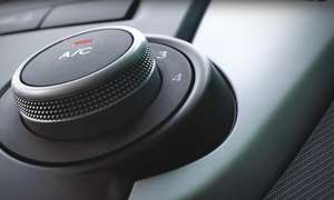 Air Conditioning Recharge and Antibacterial Clean at Mr Clutch Autocentres £32.95 - Groupon
