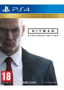 Hitman: The Complete First Season Steelbook Edition (PS4) £26.25 Delivered @ Base