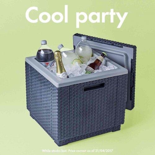 Rattan Cool Box £29.99 @ Lidl