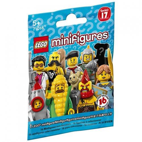 LEGO series 17 minifigures £2.99 - jadlamracingmodels