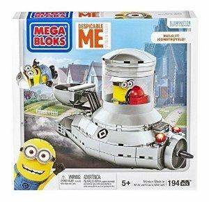 Mega Bloks Despicable me minion mobile 194 pcs  £6.99 instore @ toys r us