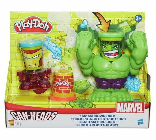 Play Doh can heads smashdown hulk £6.49 @ argos free c&c