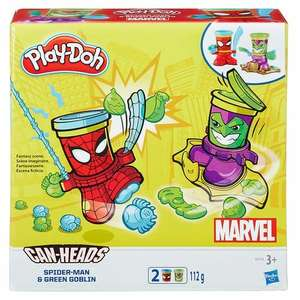 Marvel Play-Doh can heads 2 sets available  £3.49 each set @ toys r us instore and online (only the 1 in pic online) £6.99 @ amazon