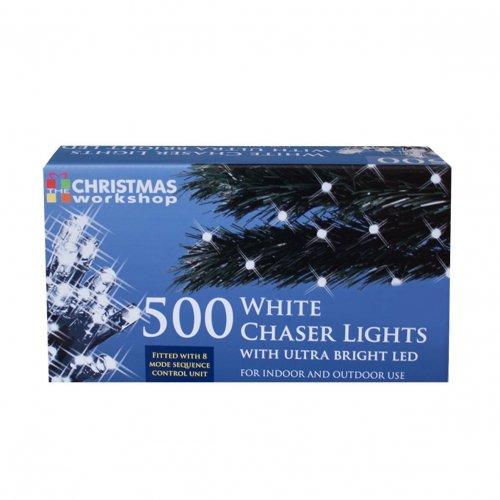 The Christmas Workshop 400 LED Chaser Lights - £7.90 prime / £12.65 non prime @ Amazon
