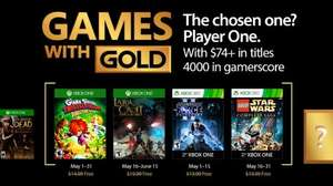 May Games With Gold
