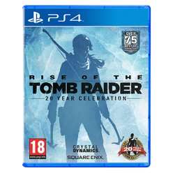 Rise of the Tomb Raider - PS4 -£9.99  New from Game