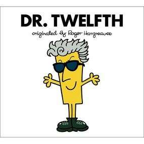 Doctor Who Mr. Men Books (First Editions) SIGNED by Artist / Author Adam Hargreaves £4.99 each @ Forbidden Planet