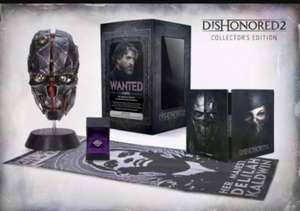 dishonored 2 collectors edition ps4 at game...bought instore , not sure if national £29.99 instore @ Game