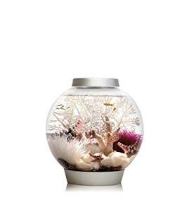 biOrb Baby Aquarium, 15 Litre, 30 x 32 cm, Silver, LED light Amazon for £41.49