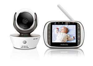 Motorola MBP853 WiFi baby monitor at Costco (instore) for £83.96