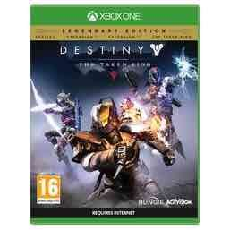 Destiny taken king  legendary edition (xb1) - £4.99 @ GAME