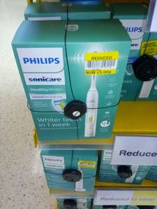 Philips Sonicare HX8911/04 HealthyWhite+ Sonic Electric Toothbrush - £5 instore @ Tesco