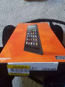 Kindle Fire Hd 10 Tablet - £74.50 instore @ Tesco