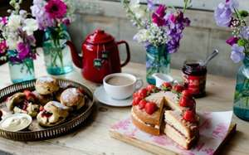 Bill's restaurant, London Victoria - free Victoria Sponge and soft drinks daily Mon 24-Fri 28 April, 3-5PM just turn up