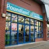 All stock half price. Poundland Baglan Bay Retail Park, Port Talbot