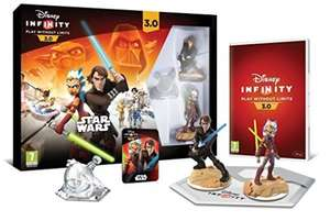 Xbox 360/ PS4/ Xbox One/ PS3 & Wii U...Disney Infinity 3.0 Star Wars Starter Pack £9.99 C+C @Toys r Us