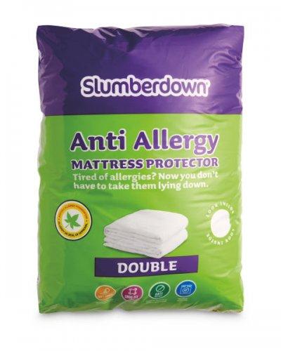 Slumberdown Anti Allergy Double Mattress Protector £5.79 Instore at Aldi (King £6.79)