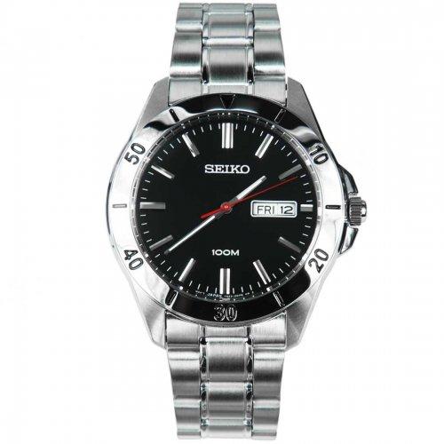 Seiko Men's Black Dial Stainless Steel Bracelet Watch SGGA75P1 £39.99 @ Argos Ebay