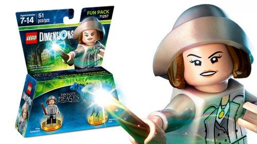 LEGO Dimensions: Fantastic Beasts Fun Pack £7.85 Del @SHOPTO
