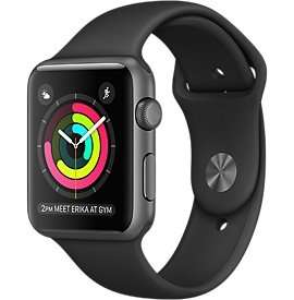 APPLE Watch Series 1 - 42 mm Black £259 @ Currys