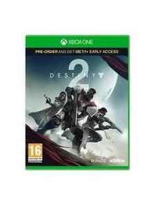 Pre order Destiny 2  Xbox One / PS4 for £45.99 / PC £39.99 C+C @ Very