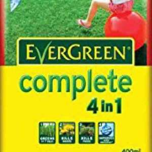Evergreen Complete 4 in 1 Weed & Feed £15 instore @ Asda (Aberdeen)
