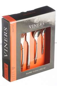 Viners 16 piece cutlery set was £50 now £15 at Debenhams.Free c+c