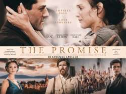 SFF - The Promise - New Pin 25/04/17 18:30 Odeon