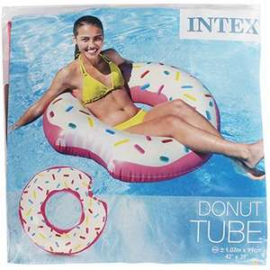 Intex Donut pool float £5 C+C @ The Works (free delivery WYS £10 with code)