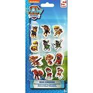 Pack of 12 Mini Paw Patrol Erasers 80p C+C with code @ The Works (Party Bag Fillers?)
