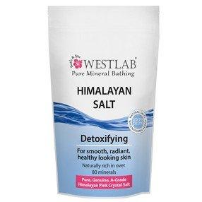 Lloyds Pharmacy 500g Himalayan, Epsom, Dead Sea Salts £1.00