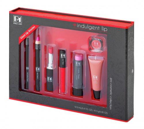 Pro Art Indulgent 7 piece lip set with lip liner, primer, scrub, gloss, crayon, lipstick & lipshine was £14.99 now £7.50 @ Argos