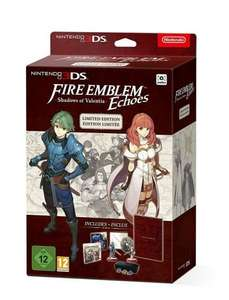 Fire Emblem Echoes  Shadow Of Valentia Limited Edition 3DS Game Grainger Games £69.99