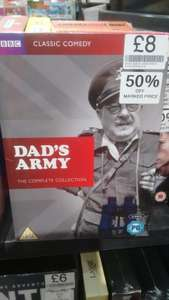 Dad's Army: The Complete Collection  [14 DVD] (Series 1-9)   - Just  £4 Instore @ Head Entertainment