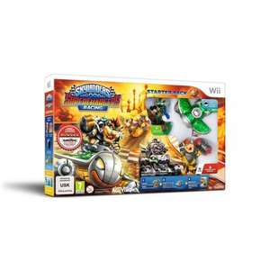 Skylanders Superchargers Starter Pack(Wii,PS3,PS4,Xbox360 & XboxOne) £10 @ ASDA Hamilton