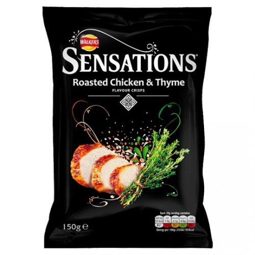 Walkers Sensations Share-size bags (7 varieties) Half price 99p - Online & Instore @ Tesco