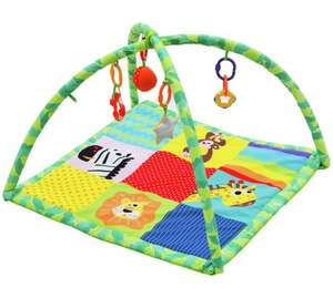 Chad Valley Baby Jungle Play Gym - was £14.99 now £9.99 @ Argos (C&C)