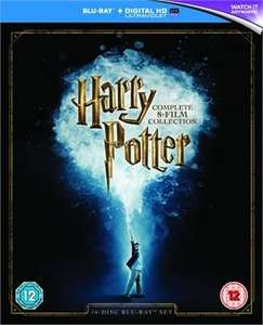 Harry Potter: The Complete 8 Film Collection (Blu-ray) £19.36 / Hobbit 3D/2D Trilogy (Blu-ray) £9.28 / Matrix Trilogy (Blu-ray) £5.56 /  Mad Max Anthology (Blu-ray) £10.12 / Lethal Weapon Collection (Blu-ray) £5.56 @ HMV.ie