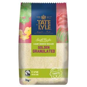 FREE Tate & Lyle golden granulated sugar @ checkoutsmart (valid until today)