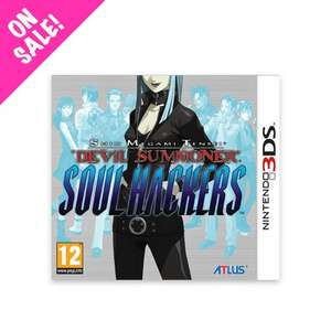 Shin Megami Tensei: Devil Summoner: Soul Hackers - 3DS - NIS Europe (£16.99 + 2.49 del - £19.48)