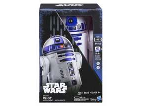 Smart - Remote control Star Wars R2D2 model  - £15 Home Bargains (Smart functions via download APP)