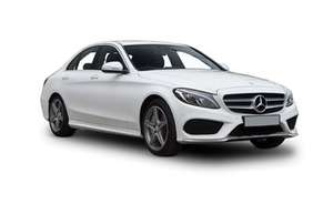 MERCEDES-BENZ C CLASS DIESEL SALOON C220D SE 4DR 9G-TRONIC £21695 / £26,0051 without finance @ Drive the deal